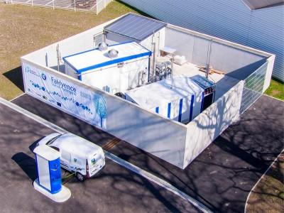 Stations hydrogène : McPhy va construire une nouvelle usine en France