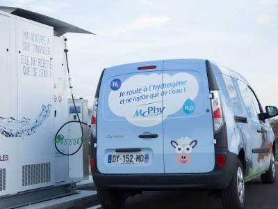 Zero Emission Valley : McPhy, Atawey et TSM retenus pour la fourniture de 14 stations