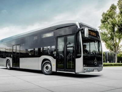 Le premier Mercedes eCitaro à prolongateur hydrogène roulera en 2022 en Allemagne