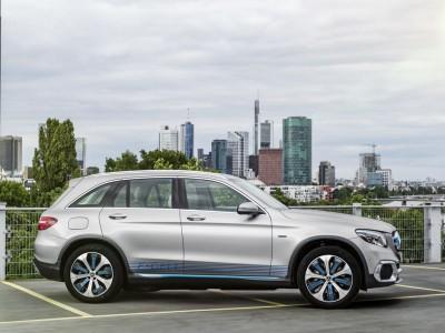 Voiture à hydrogène : le Mercedes GLC F-Cell en fin de vie