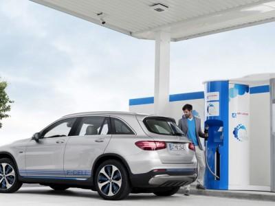 Mercedes GLC F-Cell : la voiture à hydrogène entame ses livraisons