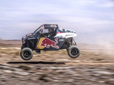 Quand l'hydrogène s'invite au rallye Dakar