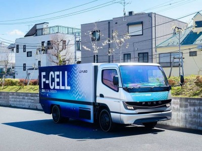 Mitsubishi Fuso produira ses premiers camions hydrogène fin 2020