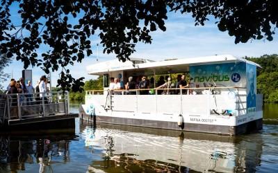 Une station et un bateau à hydrogène pour Nantes Métropole