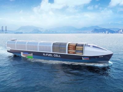 Hyundai va développer un navire à hydrogène
