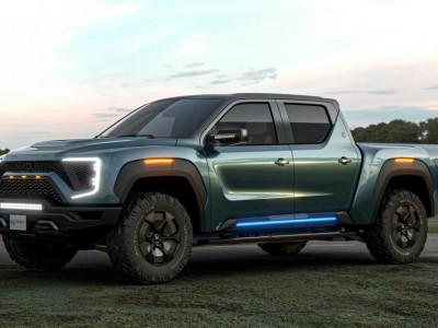 Nikola Badger : le pickup à hydrogène sera fabriqué par General Motors