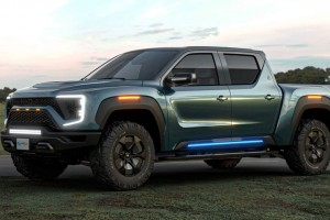 Nikola Badger : le pick-up à hydrogène disponible en précommande