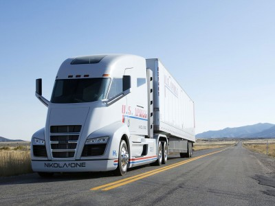 Camion à hydrogène : Nikola Motor subventionné par le département américain de l'énergie