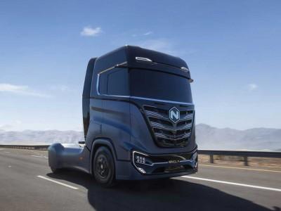 Tre : Nikola Motors révèle son camion à hydrogène pour l'Europe