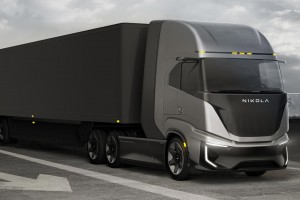 Nikola étoffe sa gamme de camions à hydrogène