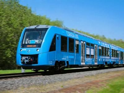 La Région Occitanie s'engage pour le train à hydrogène