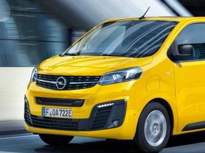 Pour Opel, l'hydrogène a de bonnes chances sur l'utilitaire léger
