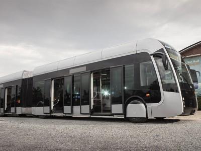 Fébus : le bus à hydrogène est arrivé à Pau