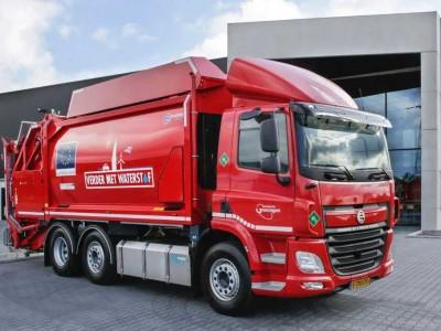 Belgique : E-trucks va construire cinq camions bennes à hydrogène