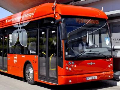 Pays-Bas : Qbuzz commande 20 bus à hydrogène à Van Hool