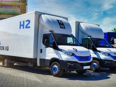 Quantron va commercialiser un Iveco Daily à pile à combustible