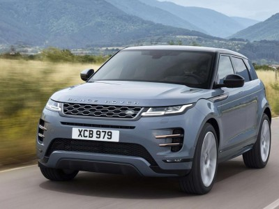 Un Range Rover Evoque à hydrogène pour le projet Zeus ?