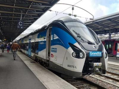 Avec Regiolis H2, le Grand Est concrétise l'arrivée du train à hydrogène