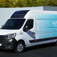 Le nouveau Renault Master hydrogène en détail