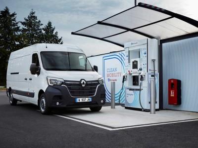 Renault accélère sur l'hydrogène avec Plug Power