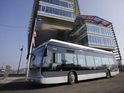 A Rouen, les premiers bus à hydrogène arriveront en 2022