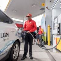 Hyundai et Shell vont déployer 48 stations hydrogène en Californie