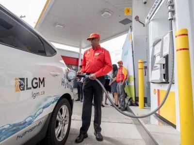 Voiture hydrogène : Hyundai s'engage avec Shell