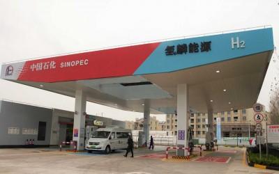 Air Liquide inaugure deux nouvelles stations hydrogène à Shanghai
