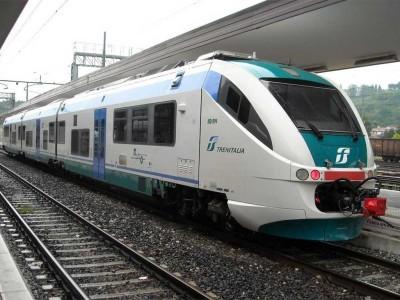 Italie :  FS Italiane et Snam veulent développer le train à hydrogène