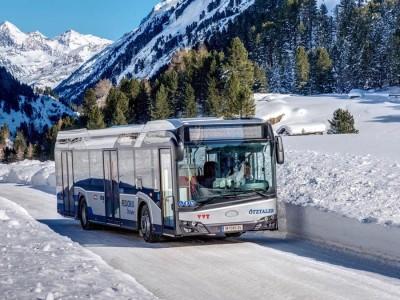 Autriche : Solaris va fournir 40 bus à hydrogène à Osterreichische Postbus