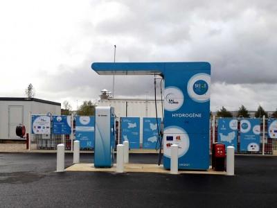 Normandie : Engie inaugure une nouvelle station à hydrogène dans l'Eure