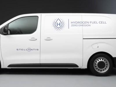 Utilitaires hydrogène : PSA Stellantis annonce sa future gamme