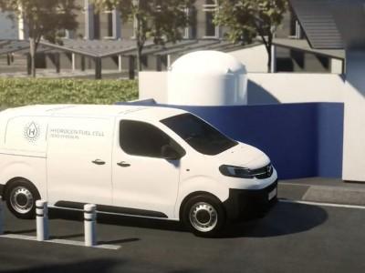 Utilitaire hydrogène : Stellantis dévoile les caractéristiques de ses futurs véhicules