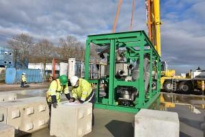 Strasbourg : bientôt une station service à hydrogène vert de nouvelle génération
