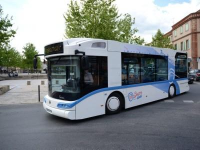 Safra et Symbio s'associent pour produire 1500 bus à hydrogène