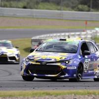 Toyota engage sa Corolla à moteur hydrogène dans une nouvelle course