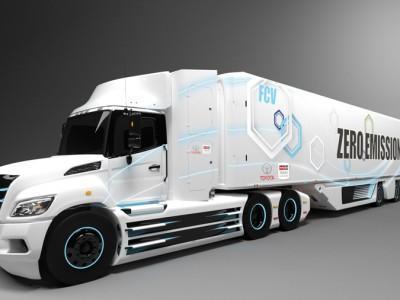 Poids-lourd à hydrogène : Toyota et Hino s'attaquent à l'Amérique du Nord
