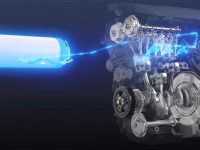Toyota développe un moteur à hydrogène pour la compétition