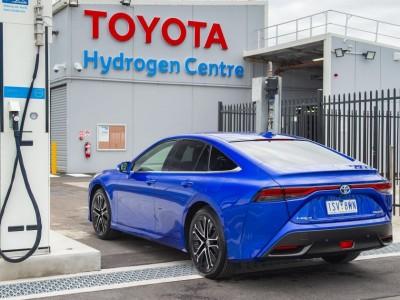 Hydrogène : Toyota et Chevron annoncent un partenariat
