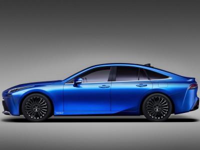Toyota Mirai 2020 : la voiture hydrogène se renouvelle en profondeur