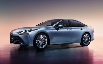 Voiture à hydrogène : la nouvelle Toyota Mirai en approche