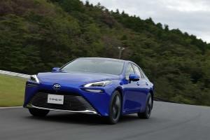 Toyota Mirai : la nouvelle berline à hydrogène en détails