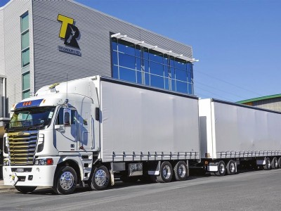 TR Group et Hiringa introduisent des camions à hydrogène en Nouvelle-Zélande