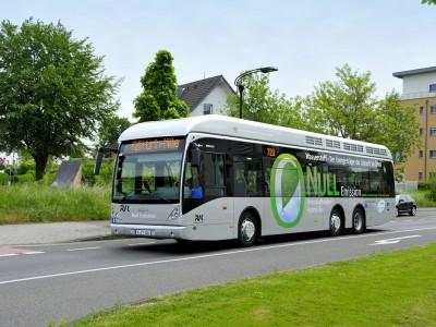 Quatre nouveaux bus à hydrogène pour l'Agglo de Pau