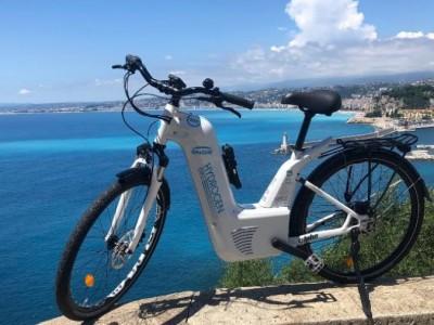 Une flotte de vélos à hydrogène expérimentée à Nice avec Engie Solutions