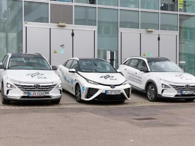 Ils transforment ces voitures hydrogène en centrale électrique