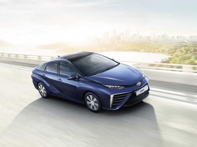 La voiture à hydrogène bientôt au prix de l'hybride ?