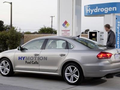Volkswagen réduit ses investissements sur la voiture à hydrogène