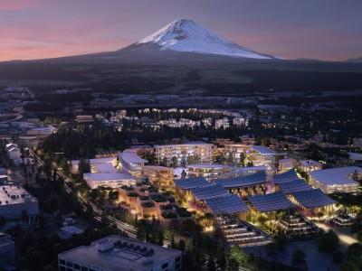 Woven City : la ville du futur de Toyota sera alimentée à l'hydrogène