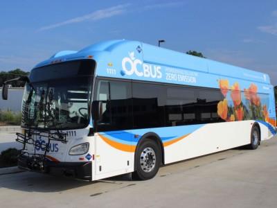 560 kilomètres d'autonomie pour le bus à hydrogène Xcelsior CHARGE H2